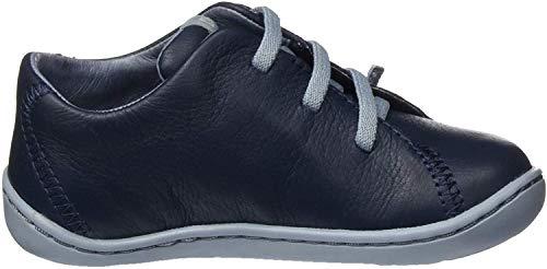 CAMPER Jungen Peu Cami FW Sneaker, Blau (Navy 410), 23 EU