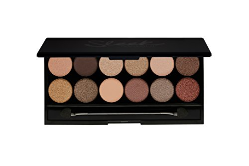 Sleek MakeUP iDivine Oogschaduwpalet, All Night Long (1 x 13,2 g)
