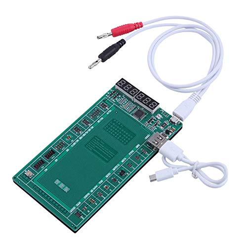 Placa de activación de batería de carga rápida, placa de reparación para teléfono móvil con cable de alimentación, compatible con iPhone X 8 7 Plus 6 Plus 6S, Samsung, Xiaomi, Huawei