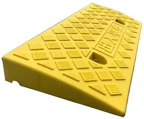 Z-SEAT Rampa de Seguridad Almohadilla de plástico para Subir rampas para sillas de Ruedas Cojín para Subir de umbral Rampas de escalón Rampas de umbral Rampas de Servicio antidesliza