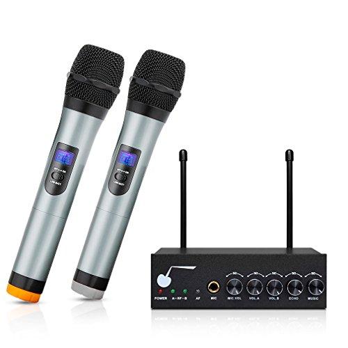 ARCHEER Bluetooth Wireless Microphone