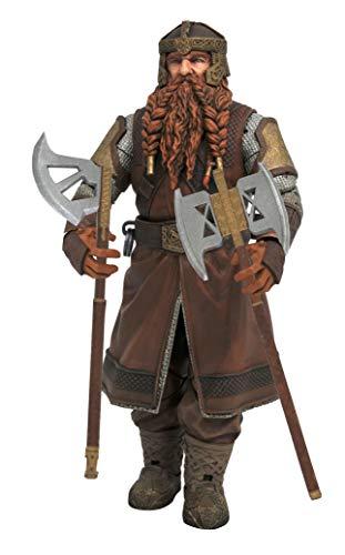 El Señor de los Anillos - Select Figura Gimli 15 cm Serie 1