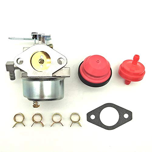 XCQ High Performance Durable 640169 35690 35702 35691 Carburetor Compatible for Tecumseh Oh318sa Ohsk80 Ohsk90 Ohsk100 Ohsk110 OEM 1127