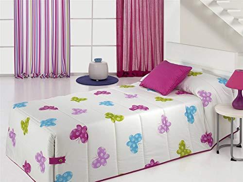 Reig Marti - Edredón conforter Butterfly 02 Cama 105