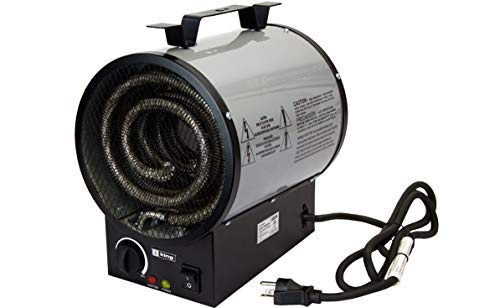King Electric PGH2440TB 4000-watt 240-volt Garage Heater with Mounting...