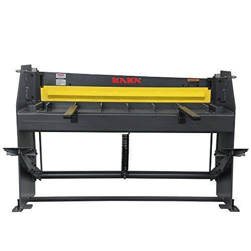 "Kaka Industrial Q01-5216B 52"" Foot Stomp Sheet Metal Shearing Machine"