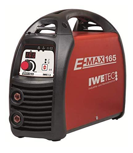 Iwetec Schweißgerät E-Max 165 inkl. Schweißplatzausrüstung