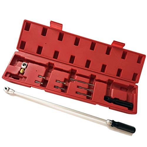 Für Vergaser Einstellung Werkzeug Schraubenschlüsselwerkzeug 90 Grad Kegelschraubendreher Winkelschraube Treiberkit Auto Reparaturwerkzeuge