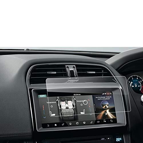 RUIYA ジャガー Fペース Jaguar F-Pace X761 ナビゲーション専用ガラスフィルム 液晶保護フィルム 保護シート 硬度9H 指紋つかない 10.2インチ