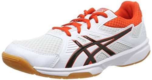 Asics Upcourt 3, Zapatos de Squash para Hombre, Blanco (Whit