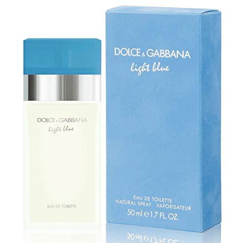 Light Blue By Dolce Gabbana Eau De Toilette Feminino 100 ml