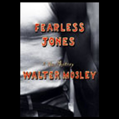 Fearless Jones audiobook cover art