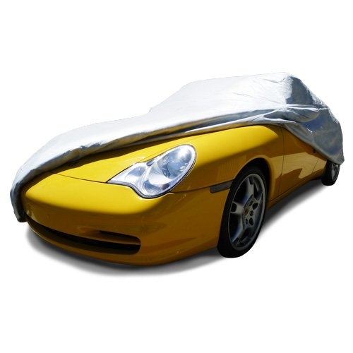 CarsCover Custom Fit 2012-2019 Porsche Boxster 981/982 Car Cover for 5 Layer Ultrashield