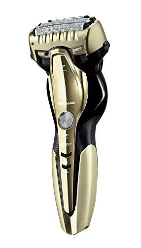 パナソニック メンズシェーバー ラムダッシュ 3枚刃 ゴールド調 お風呂剃り対応 ES-ST8Q-N 1台