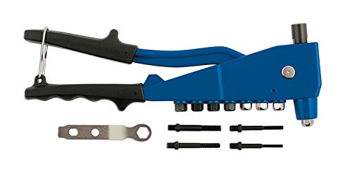 2,4-3,2-4 - 4,8-6 mm effet ciseaux Elite 911184 Pince à rivet pro