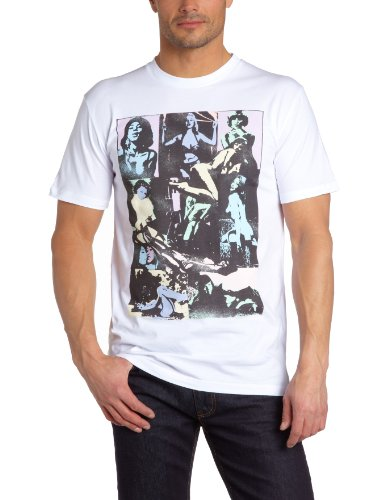 DC Shoes - T-Shirt - Homme - Blanc (White) - M