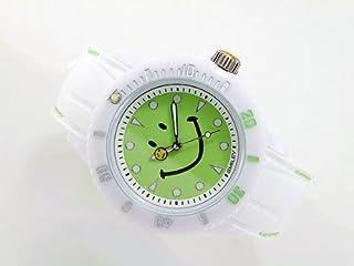 スマイリー SMILEY 腕時計 レディース/キッズ WC-HBSIL-WGR【国内正規品】 [並行輸入品]