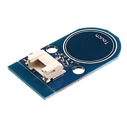 MING-MCZ Duradero Interruptor táctil de Dos Caras del Sensor táctil TouchPad 4p 3pcs / 3p Interface Fácil de Montar