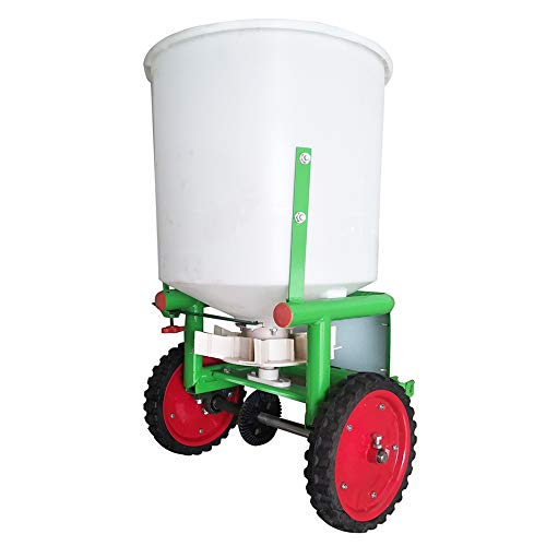 Buy TECHTONGDA 265lbs Tow-Behind ATV Spreader Tractor Seeder Universal Fertilizer Seed Lawn Spreader