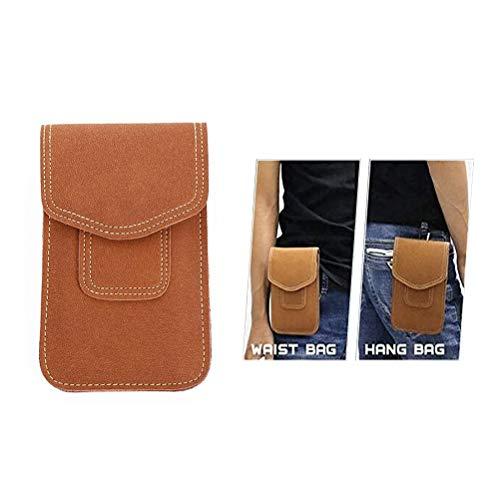 Yunobi Vertikale Handytasche, multifunktionale Handy-Gürtelschlaufe, wasserdicht, Sporttasche, EDC Sicherheitspaket, Zubehör-Set