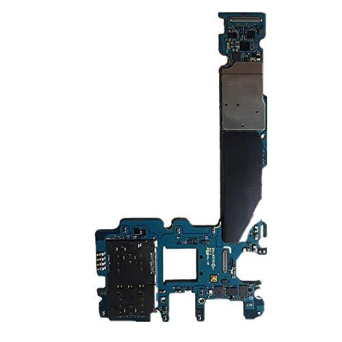 Placa Base Desbloqueado 64 GB ROM 4 GB De RAM En Forma Fit For El Samsung Galaxy S8 G950F Android Placa Lógica Placa Base OS teléfonos móviles Placa Base