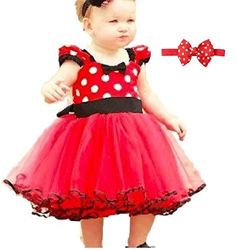パンプキンパーティ6 (PUMPKIN PARTY 6) ミニードレス 仮装 子供 ベビー コスプレ ディズニー プリンセス ヘアバンド付 (90cm)