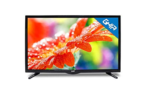 Television LED GHIA 32 PULG HD 720P 2 HDMI/USB/VGA/PC 60HZ G32DHDX8