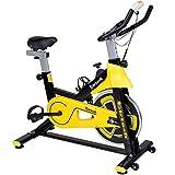 Exercise Bike,Spinning Bike Pro Indoor Cycling Bike Trainer Belt Drive Stationary Bike