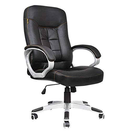Hancoc Computer Chair Office Chair Desk Leather Gaming Chair, High Back Ergonomic Adjustable Racing Chair,Swivel Executive Computer Chair Headrest and Lumbar Support for Women, Men Shipping from CA.,N
