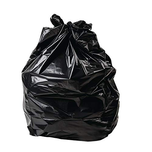 Jantex CD508 Compactor Waste Sacks, Black (Pack of 100)