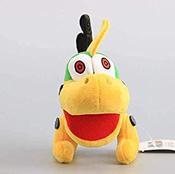 NC518 Plush Toys Super Mario Bros Mecha Bowser Koopa Soft Stuffed Animals 16 cm