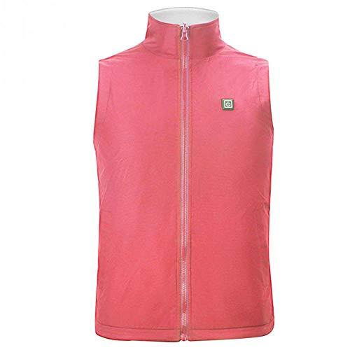 Giacca riscaldante invernale, gilet elettrico ricaricabile USB, gilet riscaldante intelligente, giacca calda per abbigliamento, abbigliamento caldo sportivo per uomo e donna-M