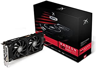 XFX RX-480P836BM AMD Radeon RS 8GB GDDR5 DVI/HDMI/3Displayport PCI-Express Video Card