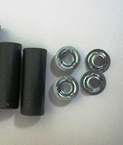 BIG Reifenmontagematerial Hutclips 8 mm , Abstandshülsen Fahrzeuge