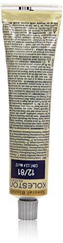 Wella Professionals Koleston 12/ 81 spez.blo.perl-, 1er Pack (1 x 60 ml)