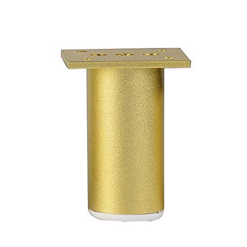 Möbelstützfüße, Aluminiumlegierungsmaterial, höhenverstellbar, geeignet für TV-Schränke, Sofas, Badezimmerschränke und andere Möbel/A / 150mm