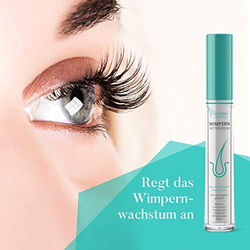 colibri cosmetics Wimpernserum hormonfrei - Wimpernseren & Augenbrauenseren