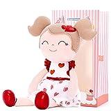 Gloveleya Bambola di pezza Regali per Bambini Bambole di Peluche Cuore Rosso Ragazza di età...