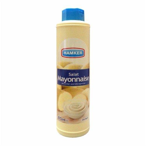 Hamker Salat Mayonnnaise 875ml