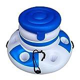Cubo de hielo de fiesta Agua inflable Cubo de hielo Cerveza...
