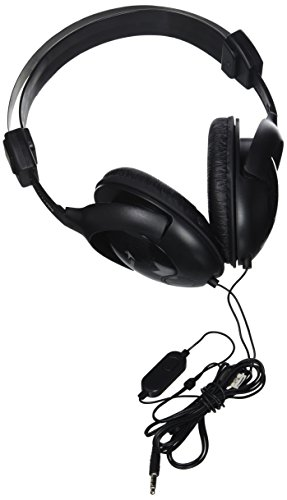 Genius HS-505X Big Earcup Headset Black
