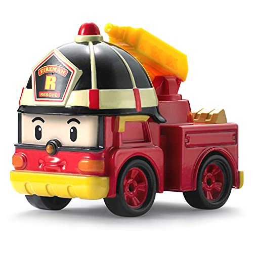Robocar Poli -Korean Made TV Animation Toy- Roy/Roi (Diecasting/Non-Transformer)