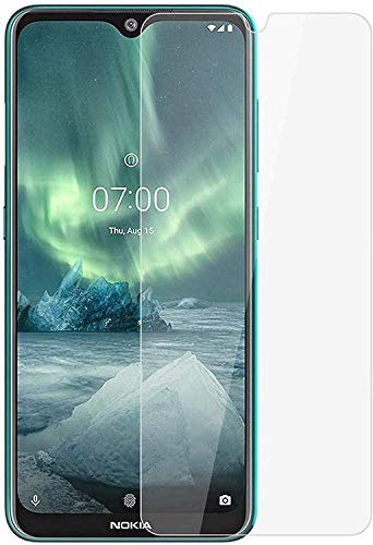 Lofad Case Tempered Glass for Nokia 5.3 Screen Guard protecter