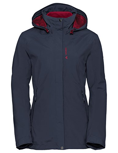 VAUDE Damen Doppeljacke Women's Kintail 3in1IV, eclipse, 42, 406917500420