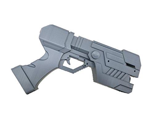 Cosplay Life Zero Suit Samus Paralyser Gun Prop 3D Printed Replica...