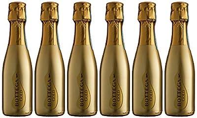 Bottega Gold Prosecco Wine 20 cl (Case of 6)