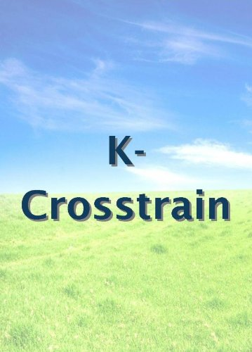 K-Crosstrain (English Edition)