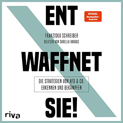 『Entwaffnet Sie!』のカバーアート