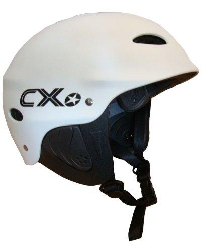 Concept X CX Pro - Casco para deportes acuáticos, color blanco blanco blanco Talla:medium
