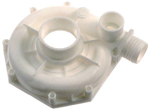 OLYMPIA Pumpendeckel für Dihr GS50, tro500S, Electron500, Dupla50, Kromo LUX-60, AQUA-50, DUPLA-50, DUPLA-45 für Spülmaschine